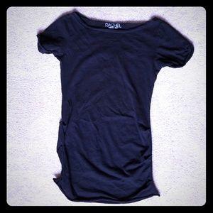 Rachel by Rachel roy Black tunic